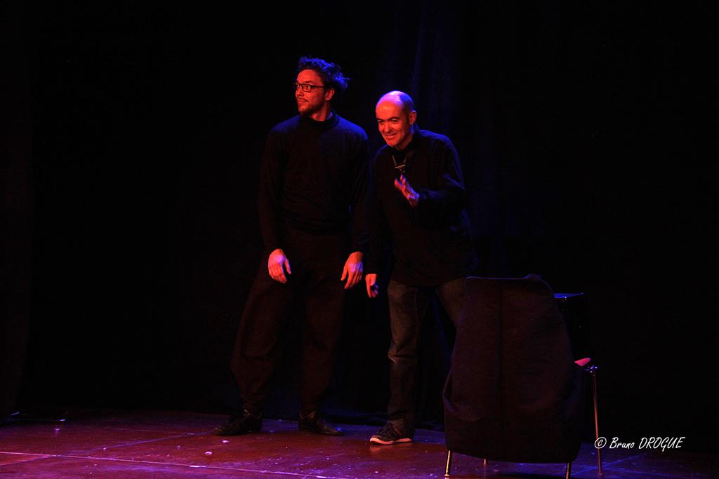 Soirée de gala dans le cadre du 1er festival rire et magie de Saint-Péray (07) - Ardèche